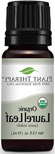 Plant Therapy Laurel Leaf Organic Essential Oil 10 mL  100%