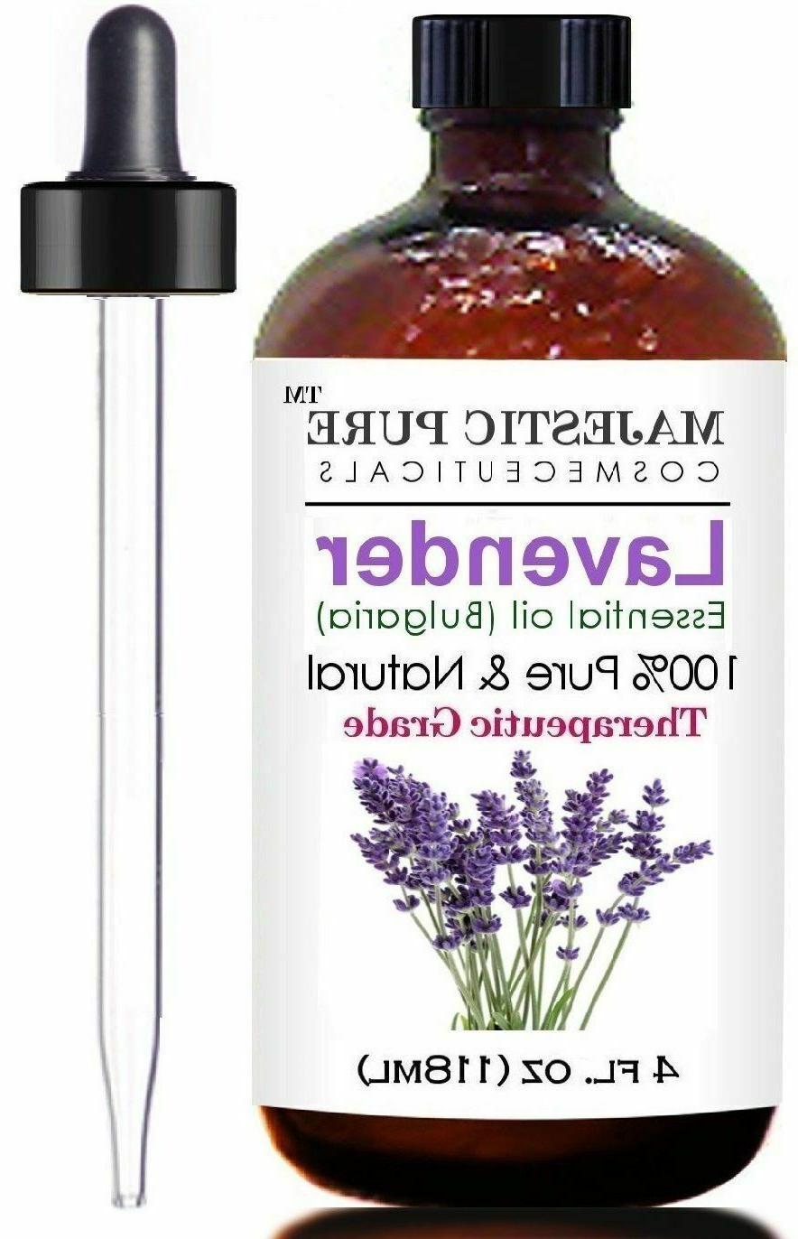 Majestic Lavender Oil Natural,