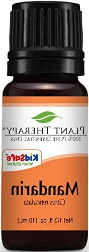 Mandarin Essential Oil. 10 ml. 100% Pure, Undiluted, Therape