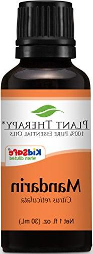 Plant Therapy Mandarin Essential Oil. 100% Pure, Undiluted,