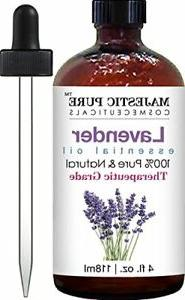 natural 100ml lavender essential oil