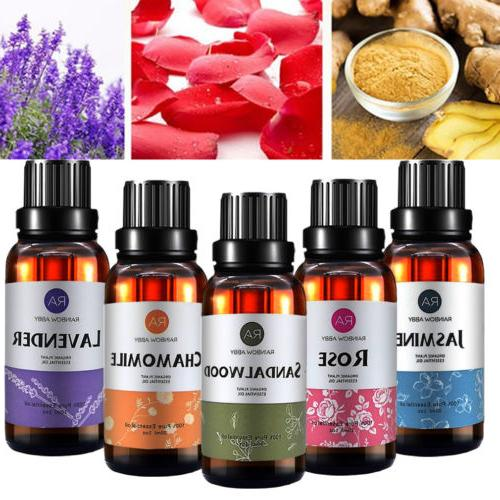 Natural Essential Essential Oil 30ml Fragrance Aroma