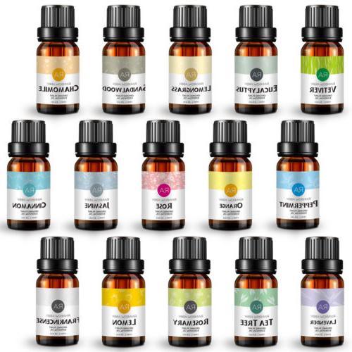 Natural Essential Essential Oil Aroma