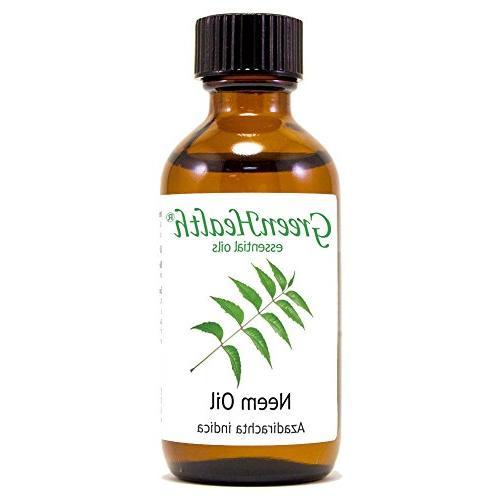 2 fl oz Neem Essential Oil  - GreenHealth