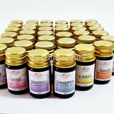NEW Pure Aroma Fragrance Essential Oil 5ML. CC Spa Diffuser