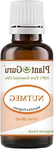 Nutmeg Essential Oil 1 oz / 30 ml 100% Pure Undiluted Therap