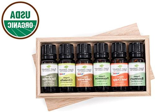 organic gift set wooden includes