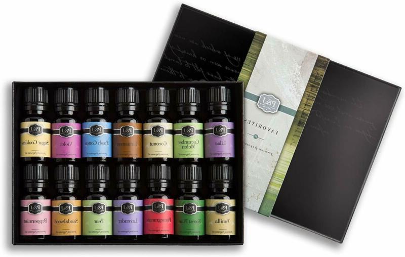 P&J Trading Favorites Set Of 14 Premium Grade Fragrance Oils