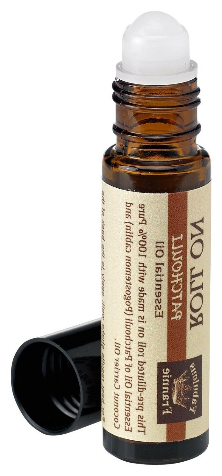 Patchouli Essential Oil Roll-On 10 ml