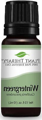 Plant Therapy Wintergreen Essential Oil 100% Pure, Undiluted