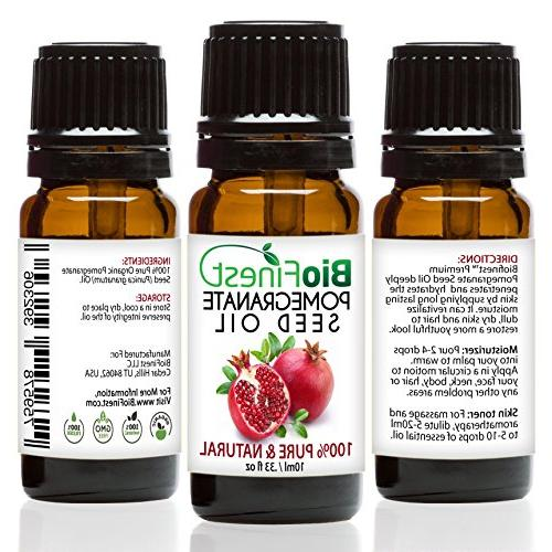 pomegranate seed organic oil
