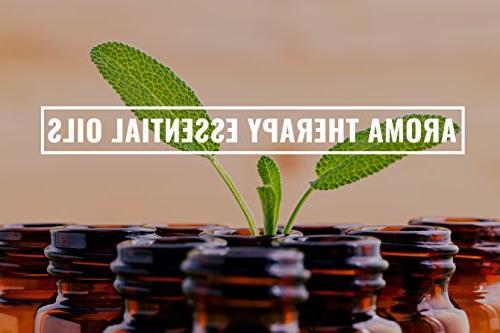 Pursonic Pure Aromatherapy Oils