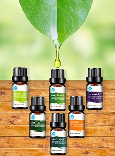 Pursonic Aromatherapy Oils Pack