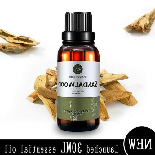 RA Aromatherapy Essential 100% Natural Essential Oil Fragrances 30ml