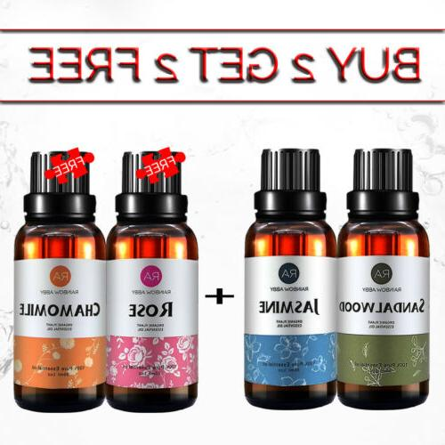 ra aromatherapy essential oils 100 percent natural