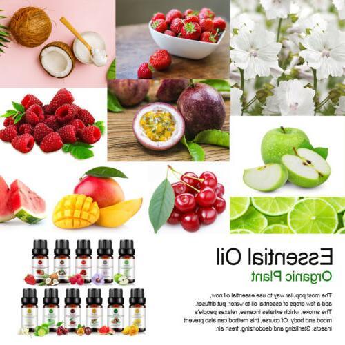 Aromatherapy Natural Oil Fragrances