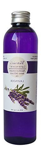 Victoria's Lavender Essential Oil Reed Diffuser Refill - Nat
