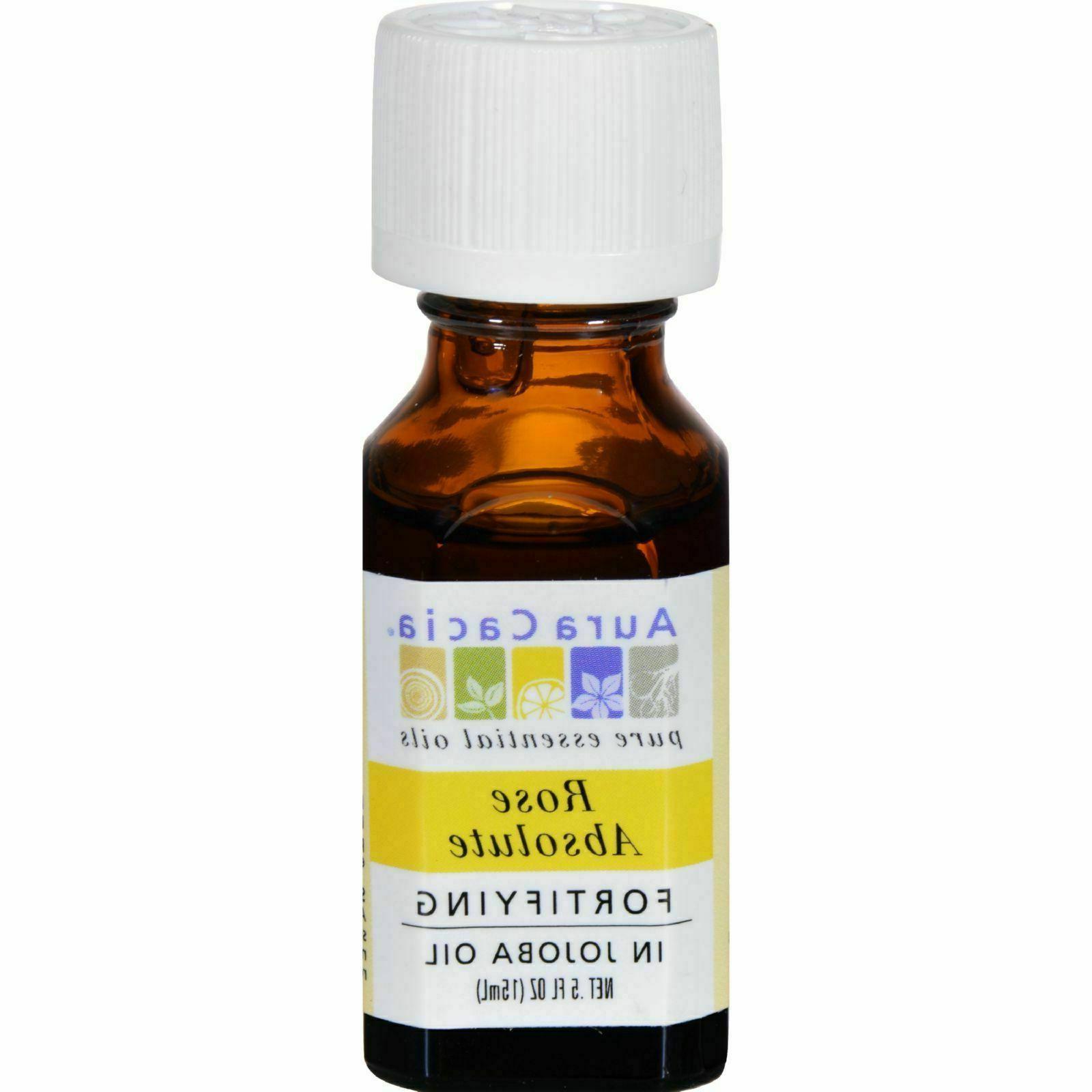 rose absolute jojoba oil