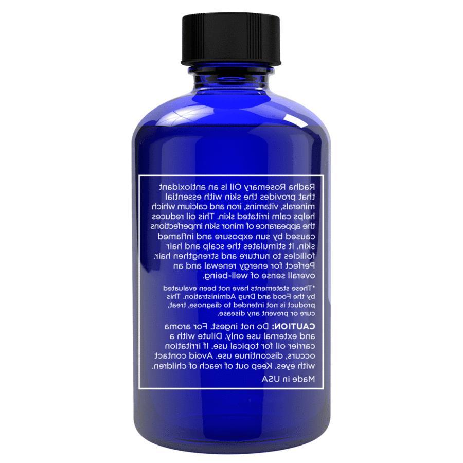 Radha Rosemary Oil 100% Therapeutic