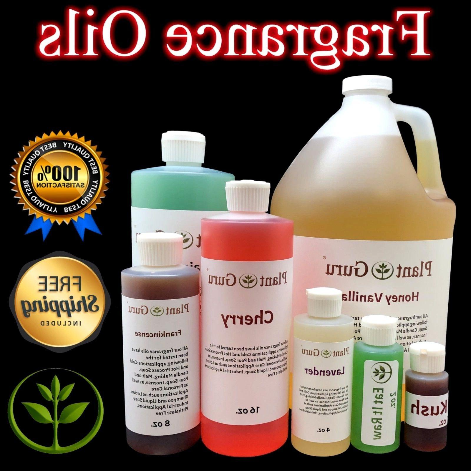Scented Fragrance Oil For Candle Soap Perfume Making