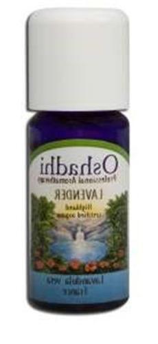 Oshadhi Essential Oil Singles Lavender, Highland