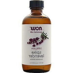 Spike Lavender Oil Now Foods 4 fl oz Oil