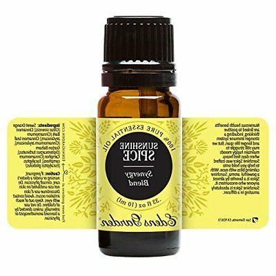 Sunshine Spice + Value Pure Therapeutic Essential Oil by