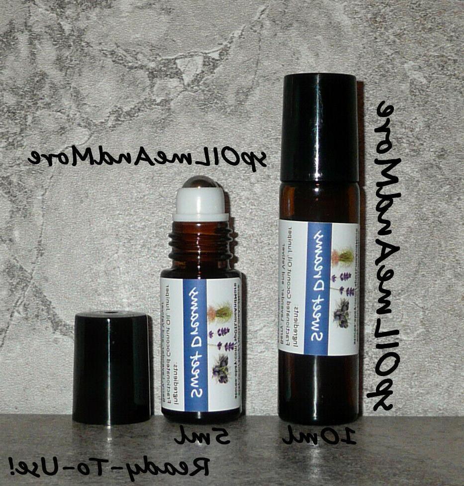 sweet dreams essential oil blend roller