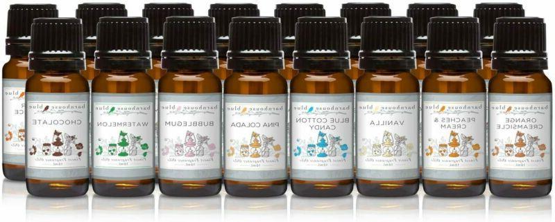 Sweet Treats - Set Of 16 Premium Fragrance Oils - Barnhouse