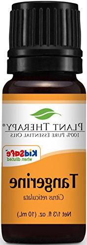 Plant Therapy Tangerine Essential Oil. 100% Pure, Undiluted,