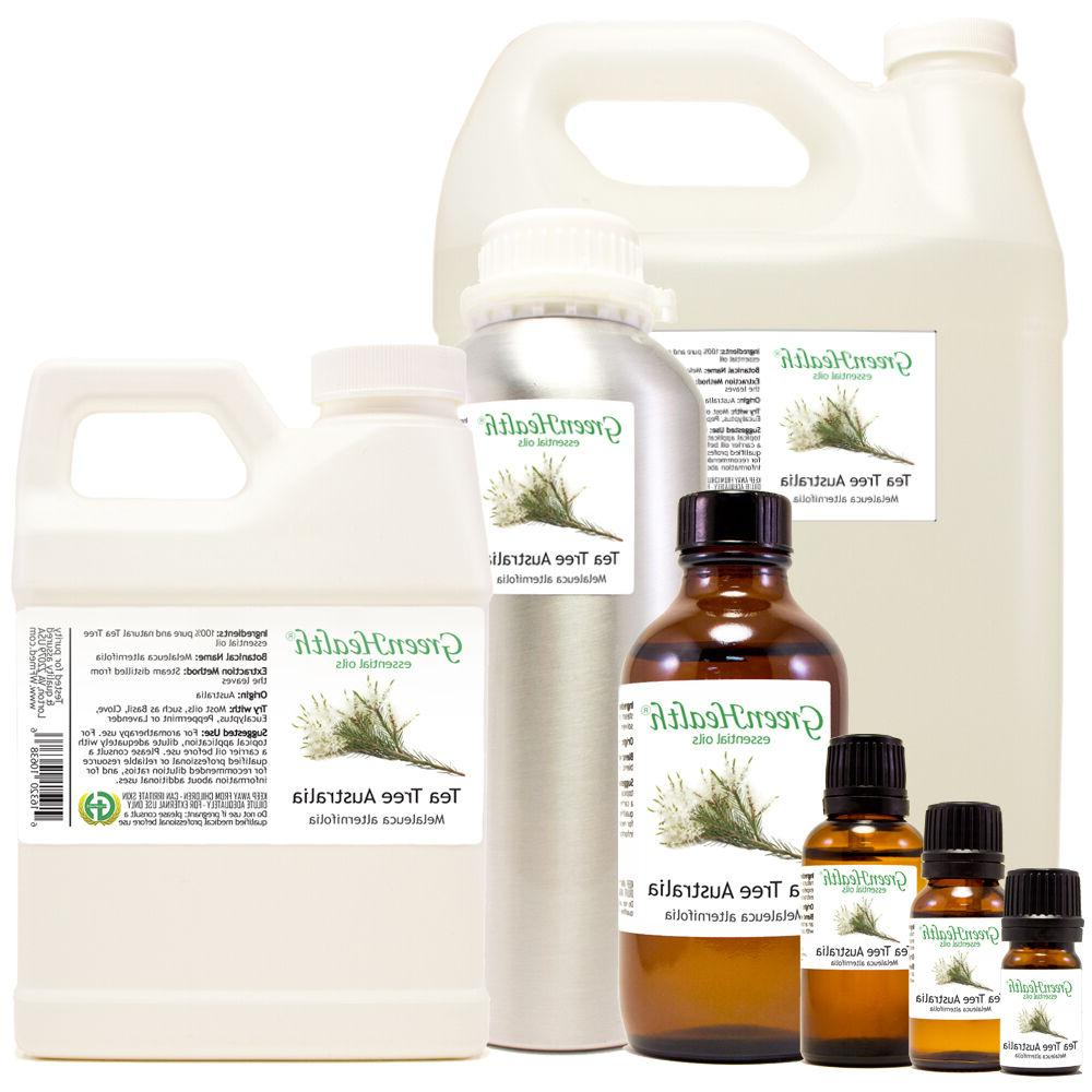 Tea Tree Australia Essential Oil 100% Pure Choice from 5ml t
