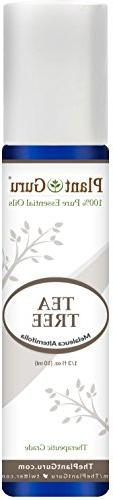 Tea Tree Essential Oil Roll On 10 ml. Pre-diluted with Fract