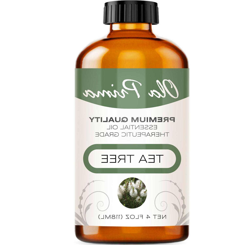 tea tree essential oil multiple sizes 100
