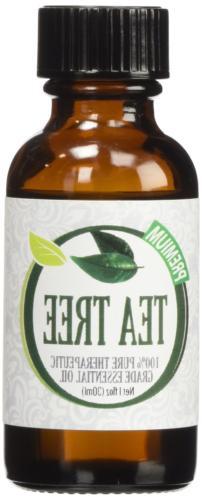 Tea Tree  100% Pure Therapeutic Grade Essential Oil- 30 ml