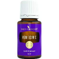Essential Oil Three  Wise Men 15 ml Young Living Malaysia +