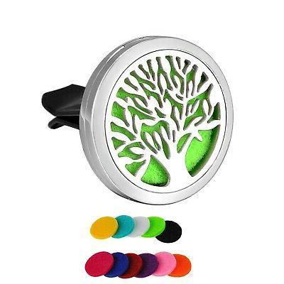 tree of life car air freshener aromatherapy