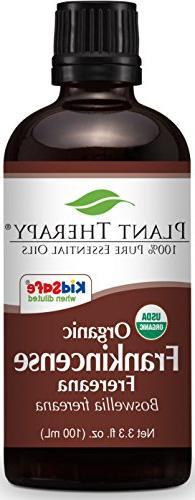 Plant Therapy USDA Certified Organic Frankincense Frereana E