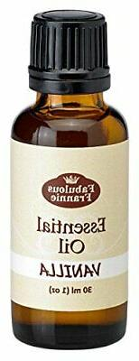 Vanilla Essential Oil - 30ml Great scent for the Spa and Hom