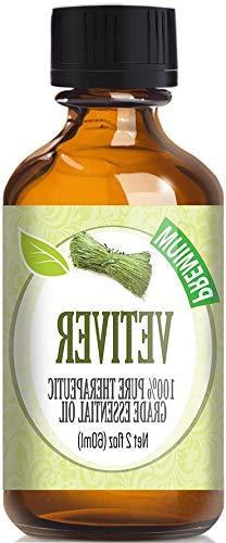 Vetiver  100% Pure, Best Therapeutic Grade Essential Oil - 6