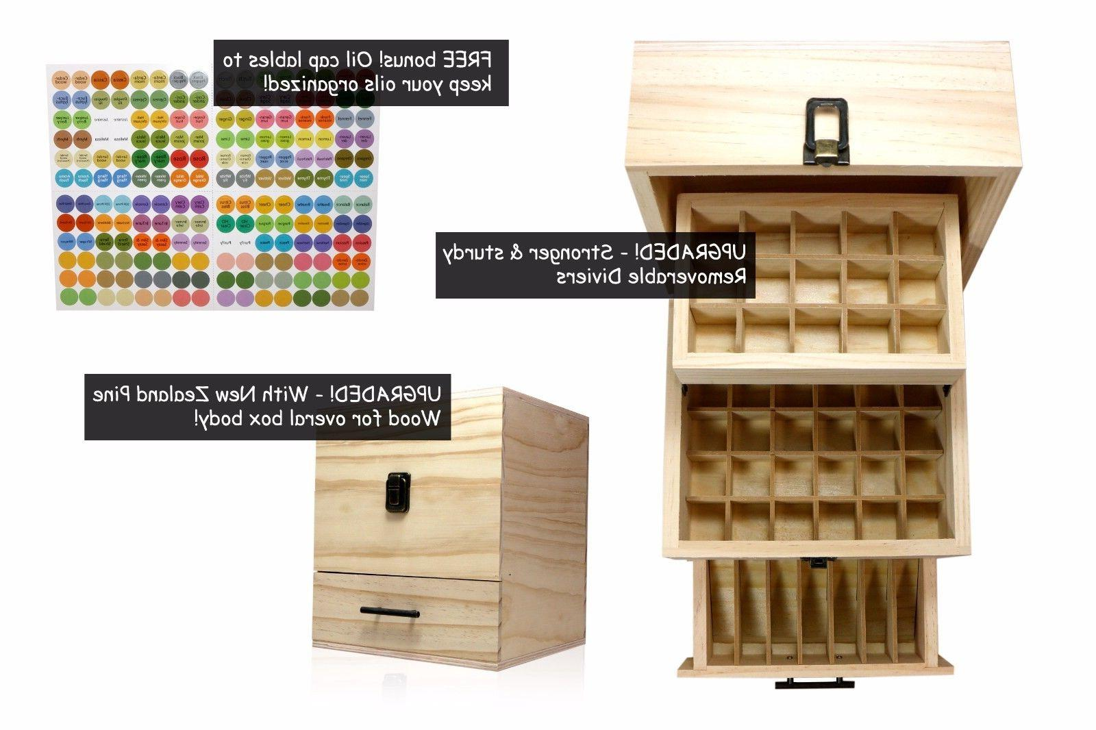 SXC Oil Organizer - Storage Case