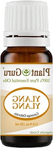 Ylang Ylang Essential Oil 10 ml 100% Pure Undiluted Therapeu