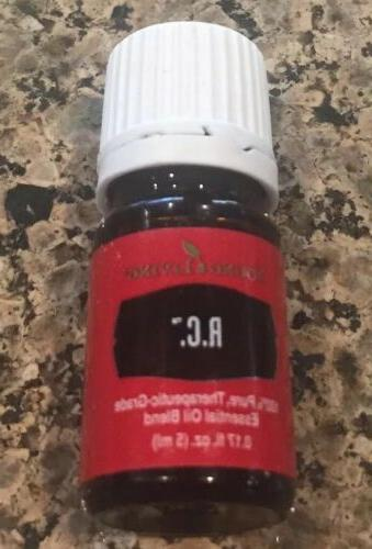 young living r c rc essential oil