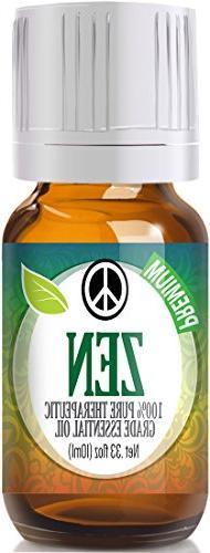 Essential Oil Zen Blend 10ml by Healing Solutions - BESTSELL