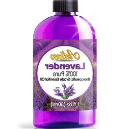 Artizen Lavender Essential Oil  Therapeutic Grade - Huge 1oz