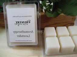 Lavender Essential Oil Scented Soy Wax Candle Melt- Triple S