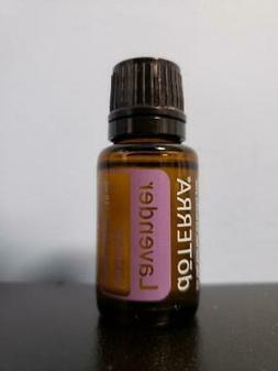 doTERRA Lavender Essential Oil Supplement - 15 mL - New / Se