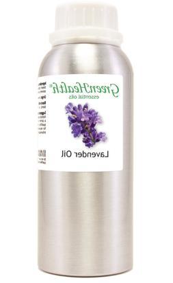 8 fl oz Lavender Essential Oil  Glass Bottle