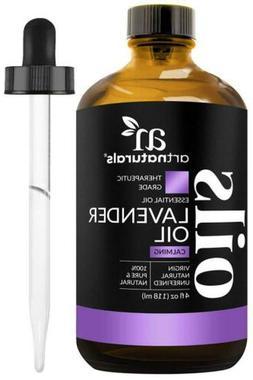 Art Naturals Lavender Essential Oil 4 oz 3pc Set - Includes