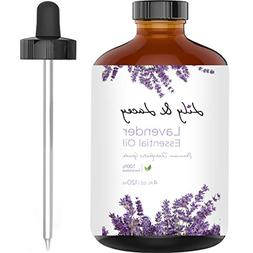 Lily & Lacey XL Lavender Essential Oil  w/Glass Dropper - 10