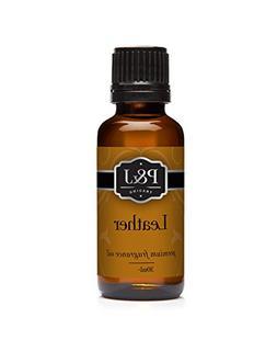 Leather Fragrance Oil - Premium Grade Scented Oil - 30ml
